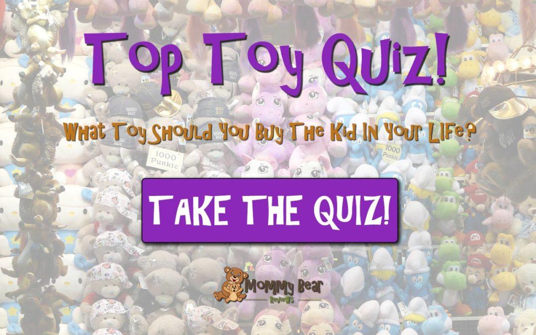 Top Toy Quiz!