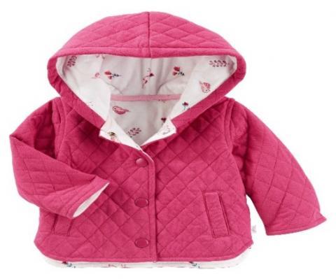 Pink Jacket Recall
