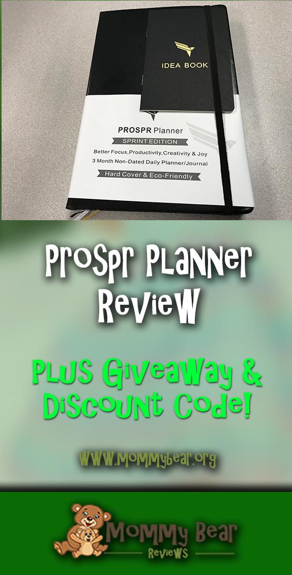 Prospr-Planner-Sprint-Edition-Pinterest