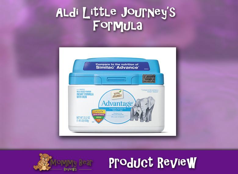 Aldi little journey's formula review