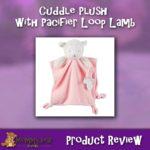 cuddle plush lamb review
