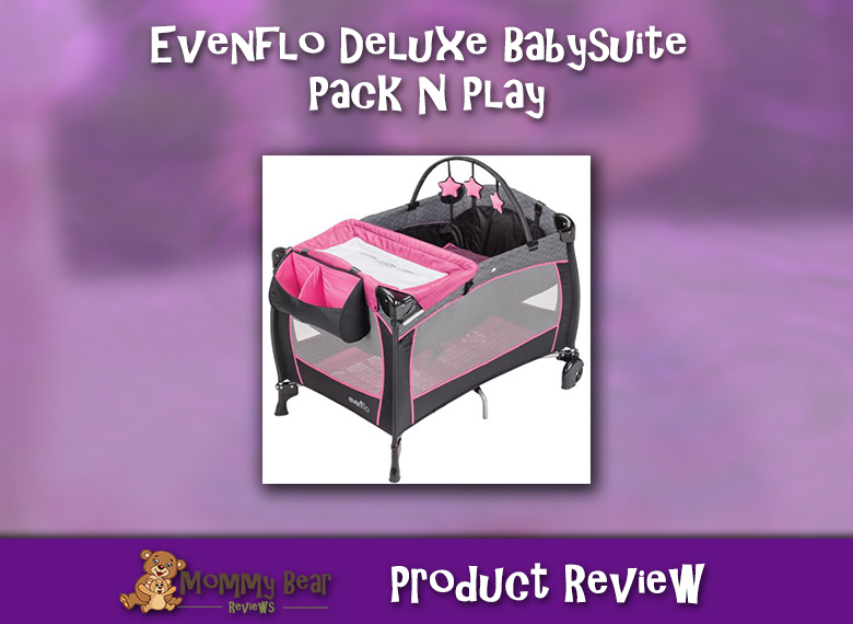 evenflo pack n play review