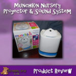 Munchkin nursery Projector review