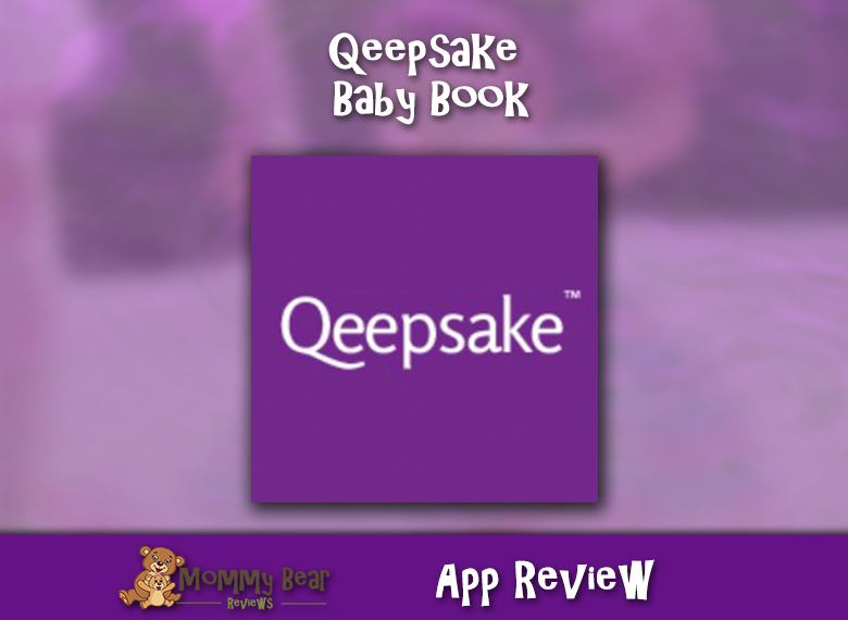 Keepsake or Qeepsake? The Baby Book For Busy Moms!