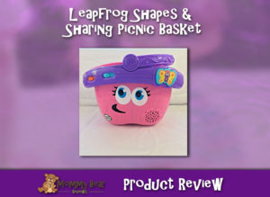 Leapfrog picnic basket review
