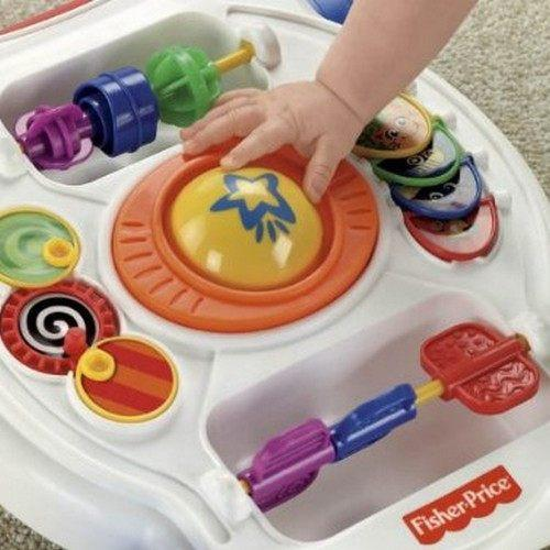 sit-to-stand baby walker reviews fisher price