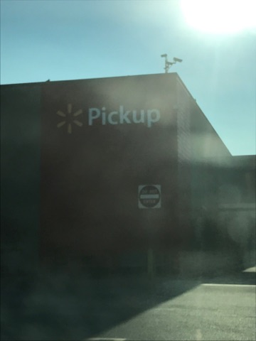 walmart grocery pick-up
