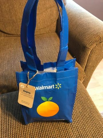 walmart grocery tote bag
