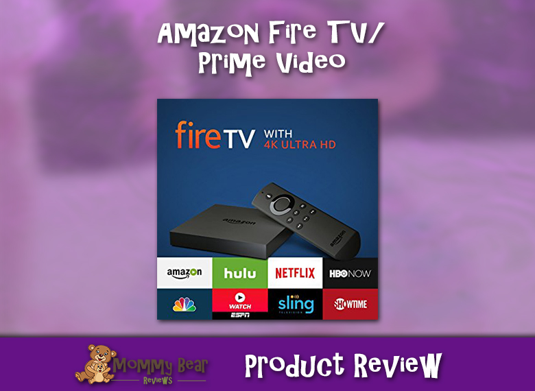 A Moms Review of Amazon Fire TV