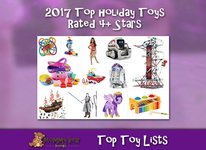 2017 Amazon Top 100 Holiday Gifts for Kids