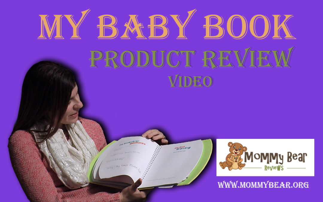 My Baby Book, Your Baby Book, and Probably Everyone's Baby Book!