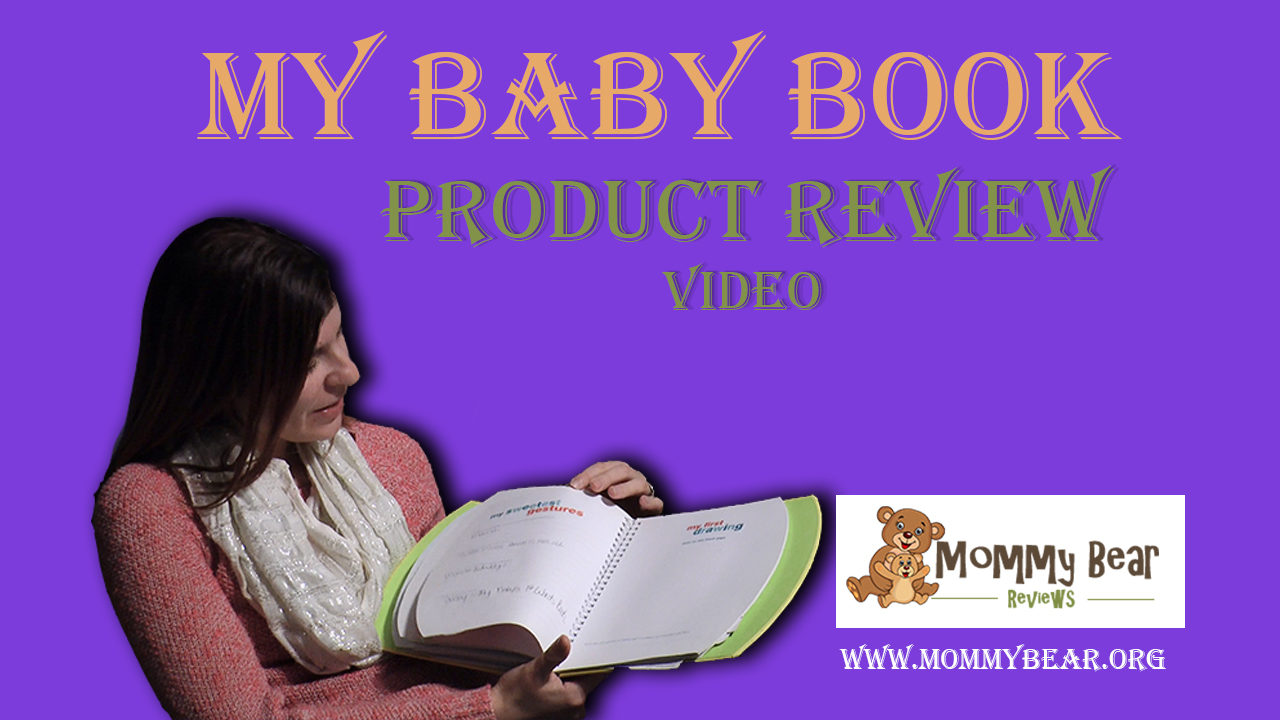 My Baby Book Video Review