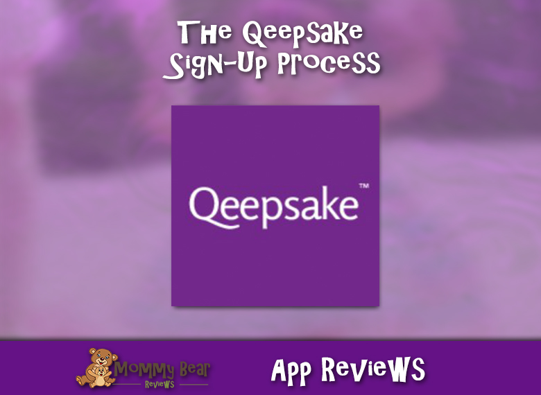 I Show You How To Sign Up For Qeepsake