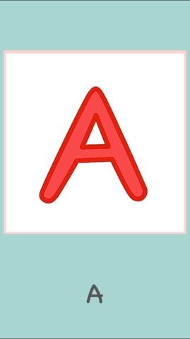 Fullscreen Letters