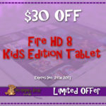 30 off fire tablet discount coupon