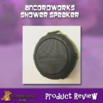 AncordWorks Shower Speaker Review
