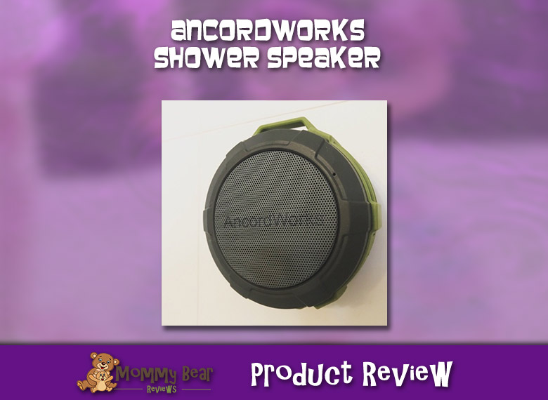AncordWorks Shower Speaker Review