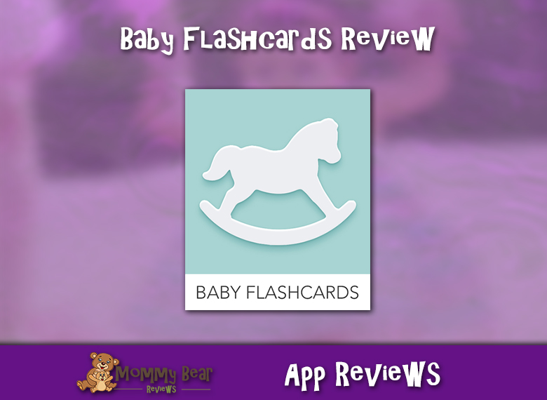 Baby Flashcards To Start Learning Words? Sign Me Up!