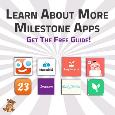 Milestone App Online Baby Book Guide