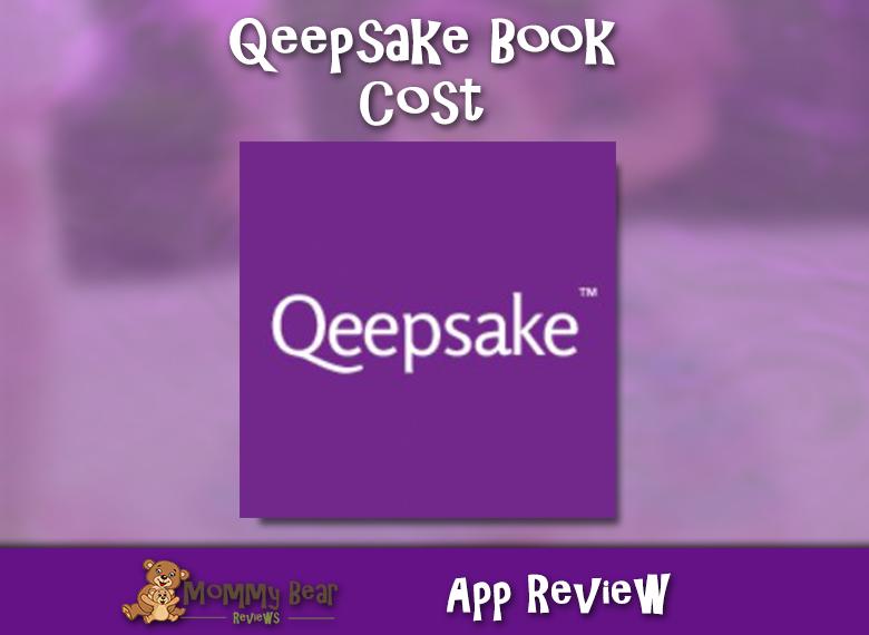 Qeepsake Book Cost