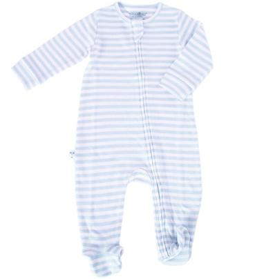 Recalled Woolino pajama - Blue