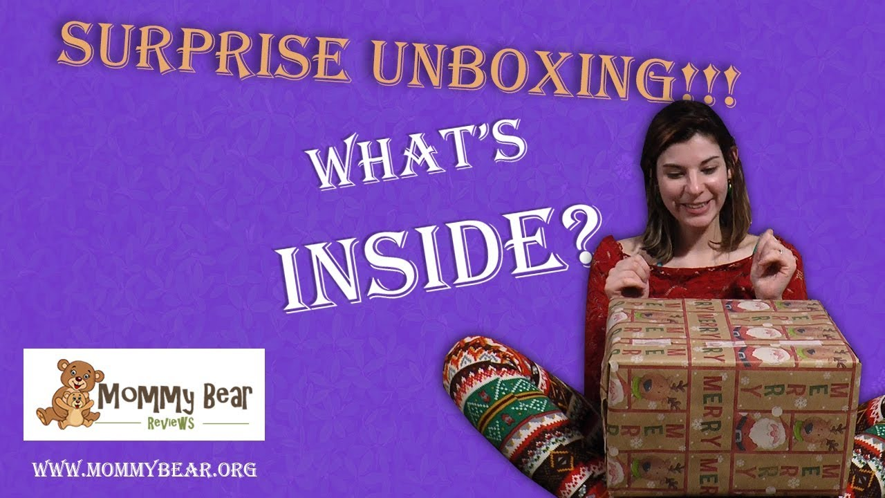 Surprise Unboxing! Even I Don't Know What It Is!