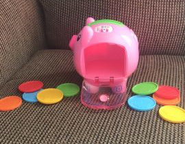 Fisher-Price Piggy With Coins