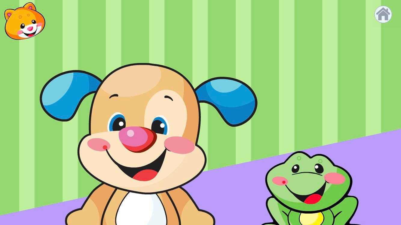 Fisher-Price Where's Puppy's Nose App Review