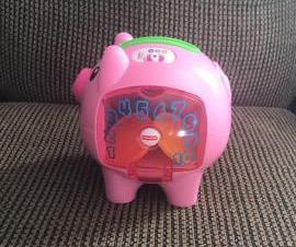 Fisher-Price Pig Teaches Counting Skills