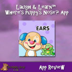 Laugh & Learn Where's Puppy's Nose app