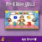 Pre kindergarten basic skills