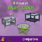 Playards Under $100