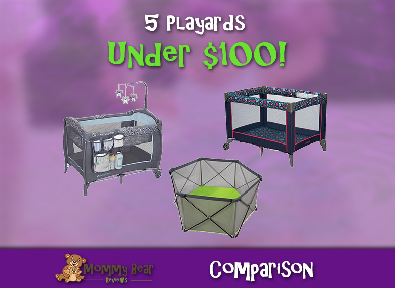 5 Playards Under $100