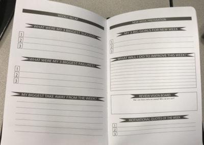 Work Life Balance Planner