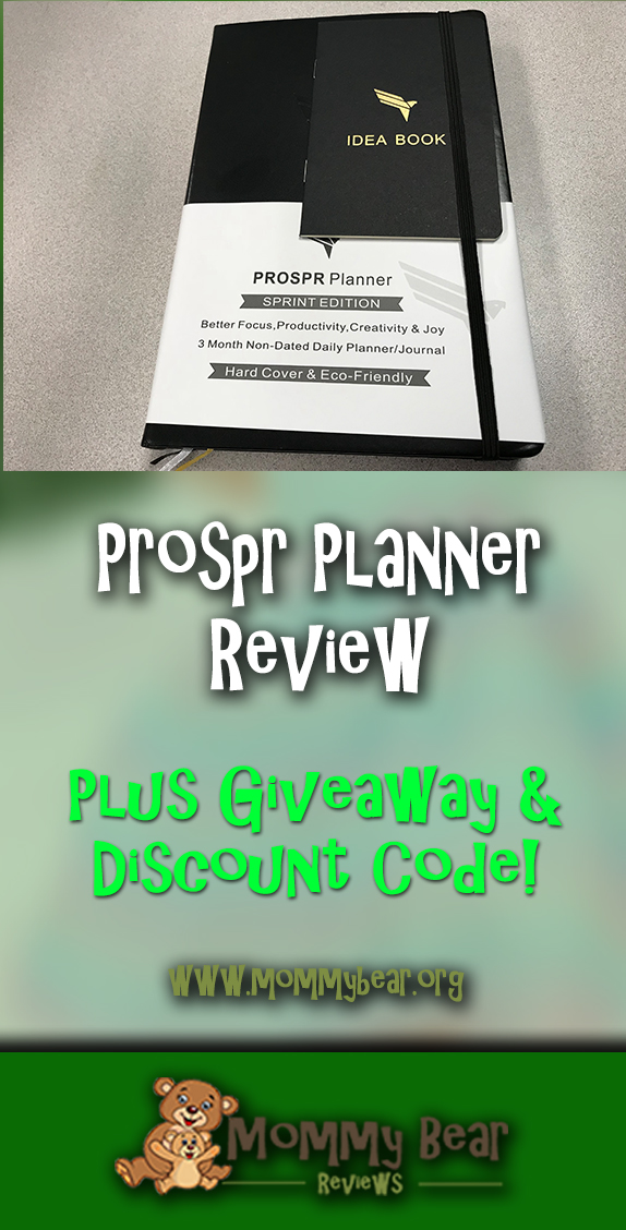 Prospr-Planner-Sprint-Edition-Pinterest