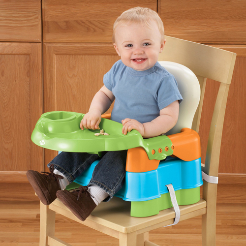 Safety 1ˢᵗ Deluxe Booster Seat Review
