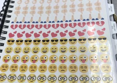 Prospr Planner Mastery Edition Stickers