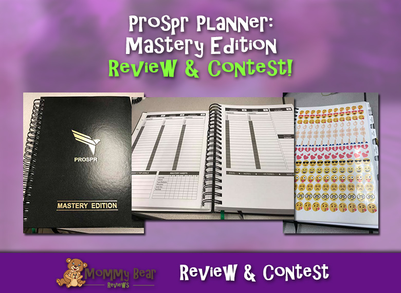 Prospr Planner: Mastery Edition Review