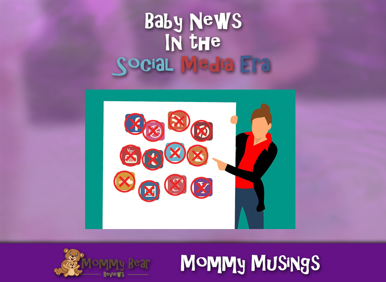 Baby Announcements In the Social Media Era