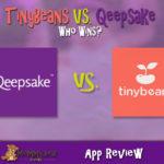 Tinybeans Vs. Qeepsake