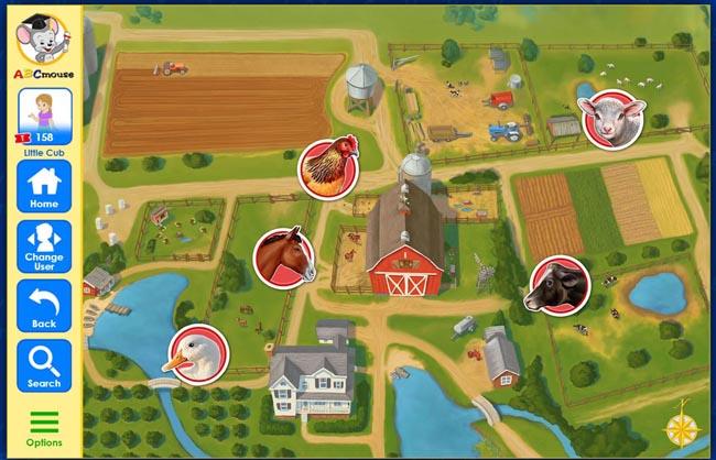 ABC Mouse Farm