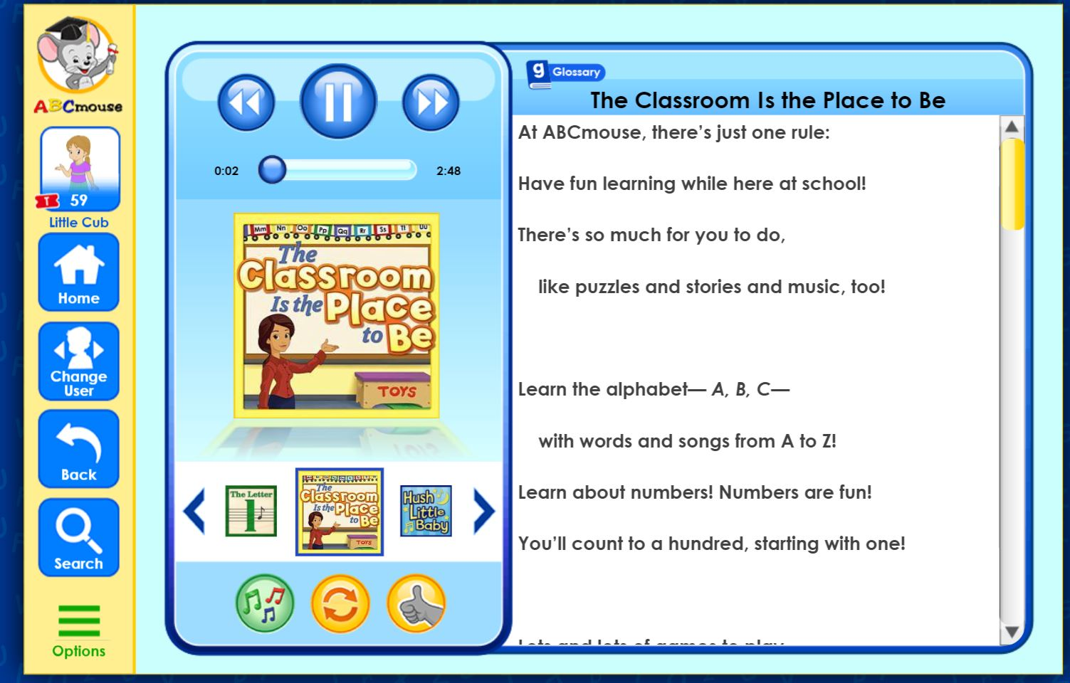 ABC Mouse Song
