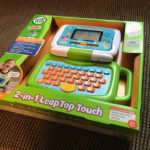 LeapTop Touch 2-in-1