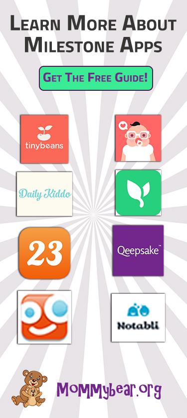 Milestone Baby Book Apps