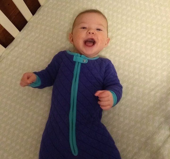 Baby Footed Pajamas | Great Sleep | Easy Change!
