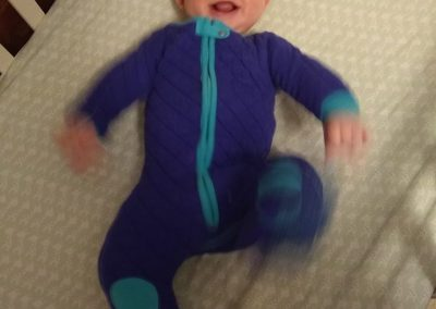 Baby DeeDee Footed Pajamas