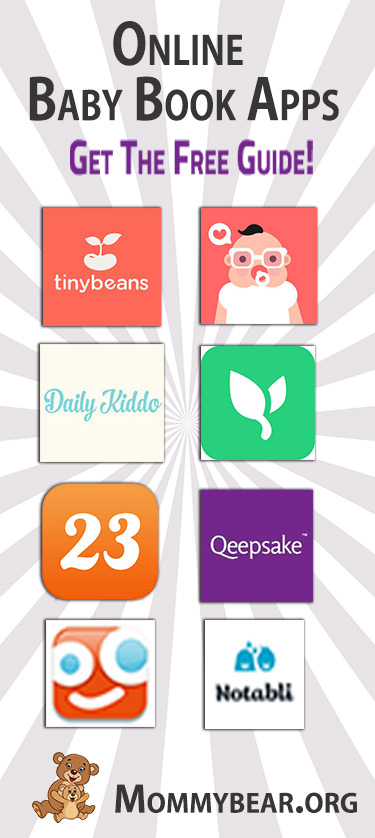 Milestone Baby Book Apps