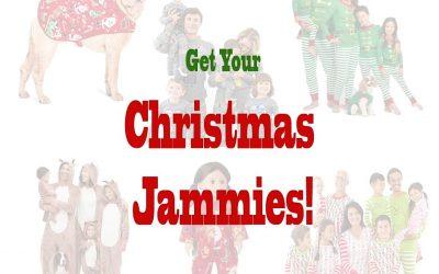 Family Matching Pajamas for the Holiday Season