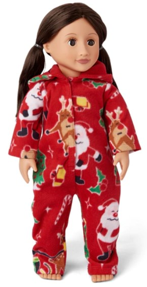 Doll Matching Pajamas