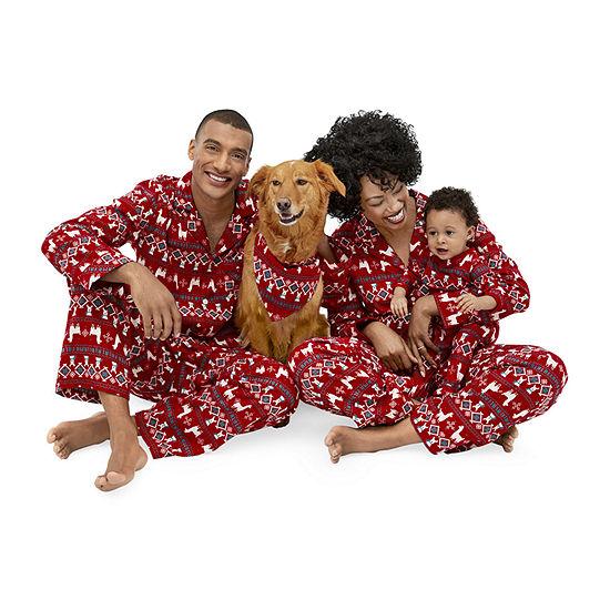 Llama Family PJs